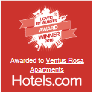 LOVED BY GUESTS- EXPEDIA AWARD
