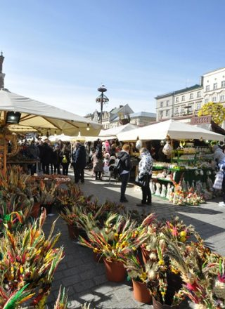 Easter Fair in Cracow